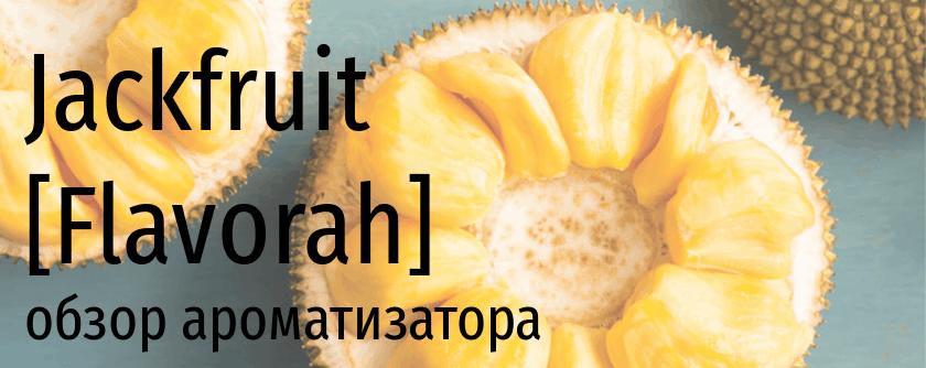 FLV Jackfruit flavorah ароматизатор джекфрут